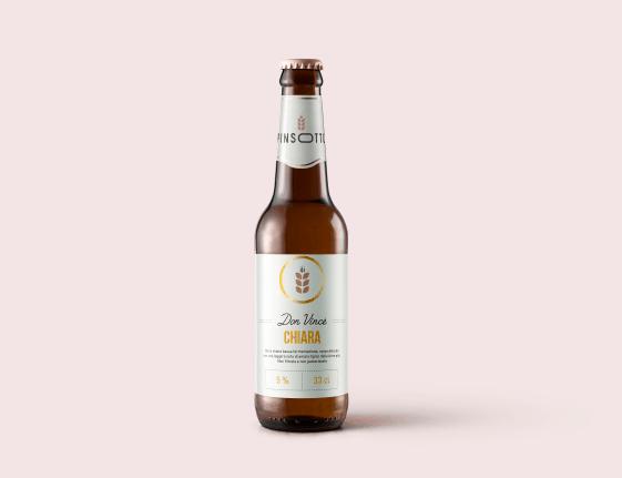 birra chiara ridotta